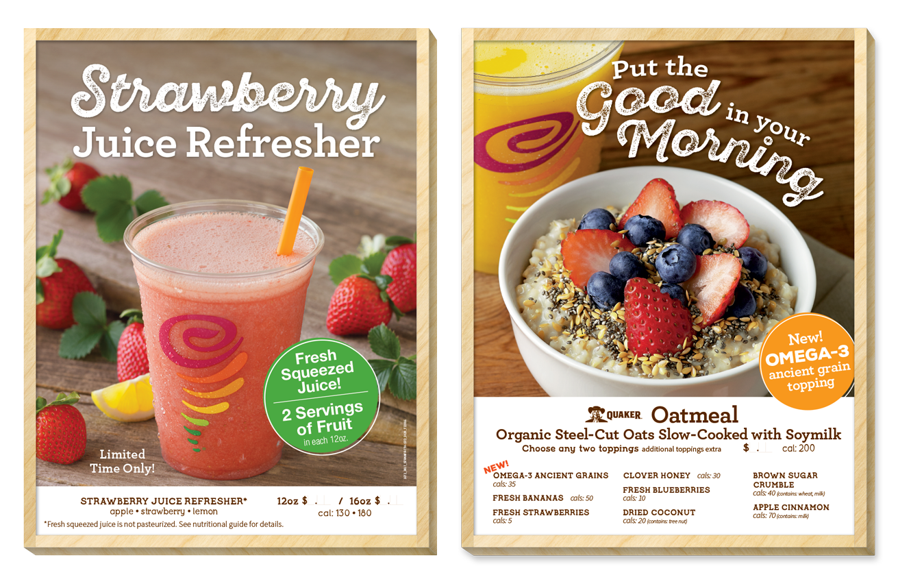 Jamba Juice Hawaii is the category-defining leader in Hawaii for freshly blended-to-order fruit smoothies, juices and healthy snacks.